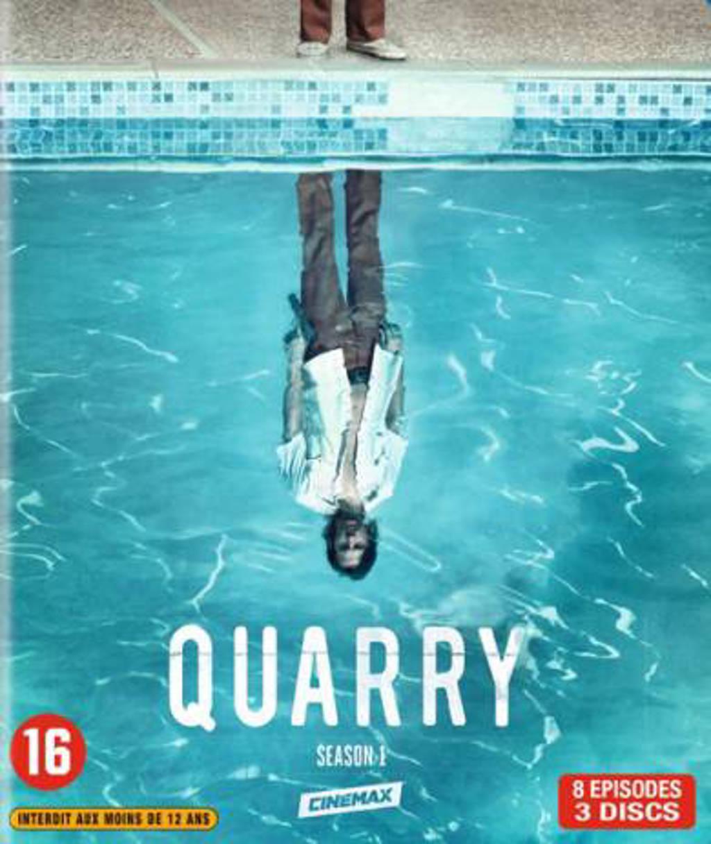 Quarry - Seizoen 1 (Blu-ray)