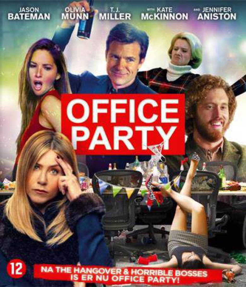 Office party (Blu-ray)