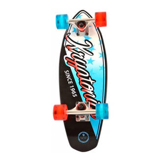 "Mini Fat cruiser 23"" longboard"