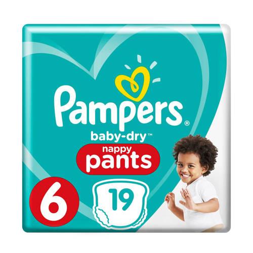 Pampers Baby-Dry Pants maat 6 (15+ kg) 19 luierbroekjes kopen