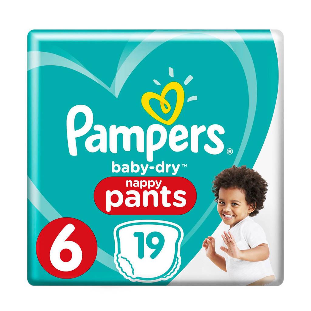 Pampers Baby-Dry Pants maat 6 (15+ kg) 19 luierbroekjes