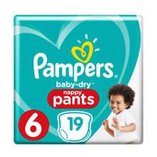 Baby-Dry Pants maat 6 (15+ kg) 19 luierbroekjes