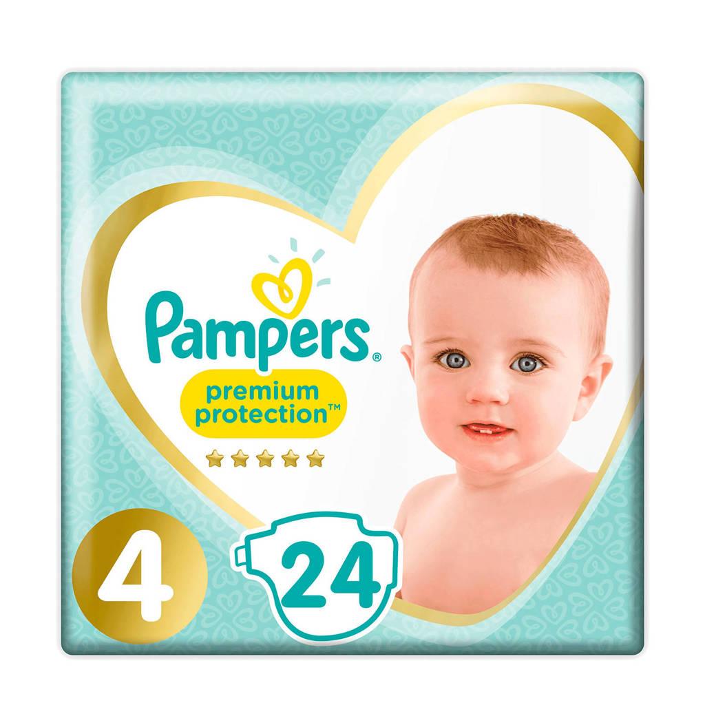 Pampers Premium Protection maat 4 (9-14 kg) 24 luiers