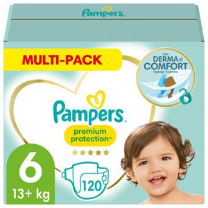 Pampers Premium Protection Maandbox Maat 6 (13kg+) 120 Luiers