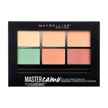 Master Camo face correcting kit - concealer