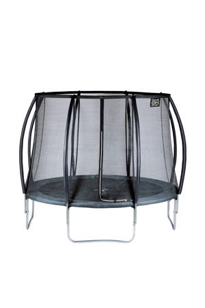 Game on Sport Black Line  trampoline 244cm