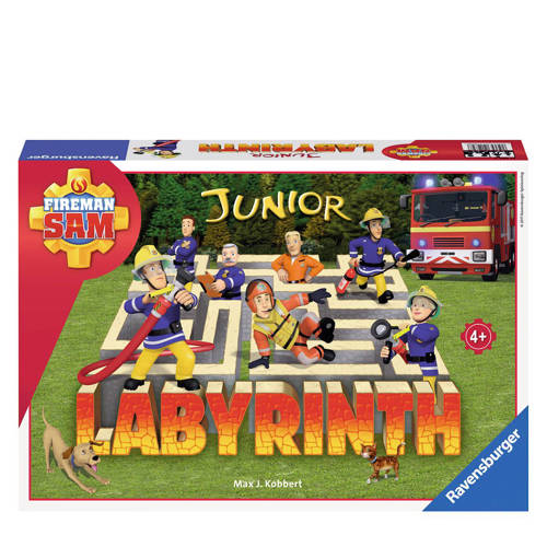 Ravensburger Brandweerman Sam junior Labyrinth