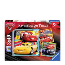Cars 3 dries  legpuzzel 147 stukjes