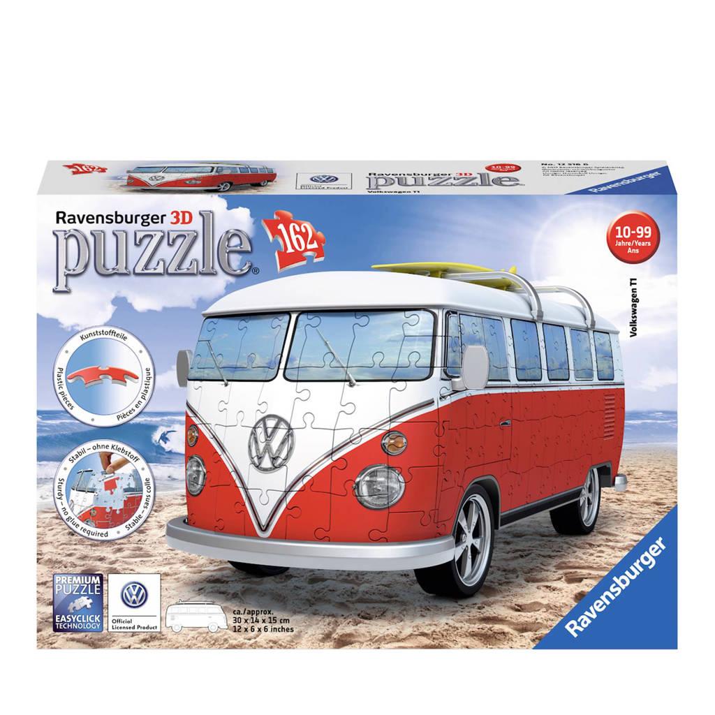 Ravensburger Volkswagen bus  3D puzzel 108 stukjes