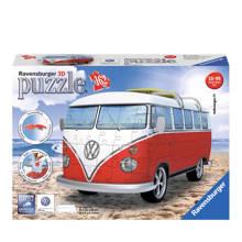 Volkswagen bus  3D puzzel 162 stukjes