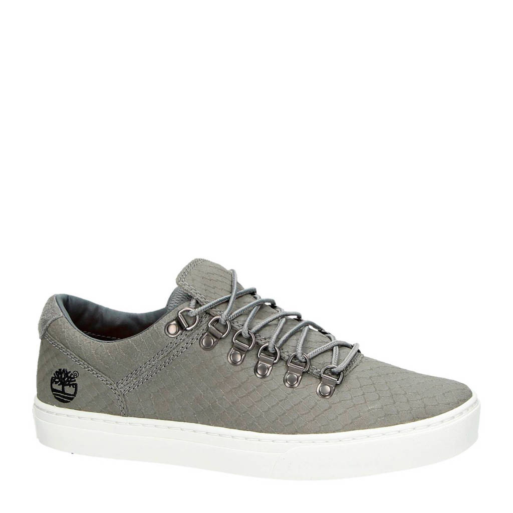 Timberland   suede sneakers, Grijs