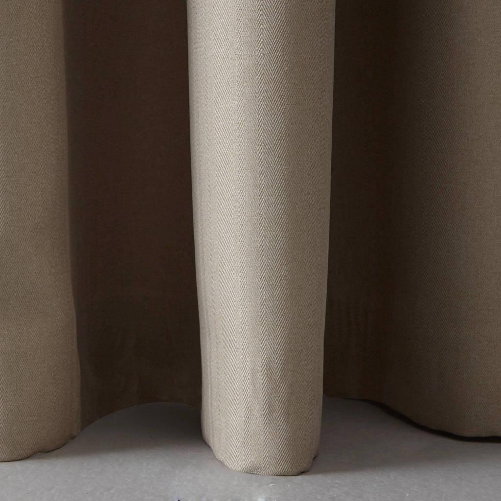 whkmp's own verduisterend gordijn (140x270 cm), Beige
