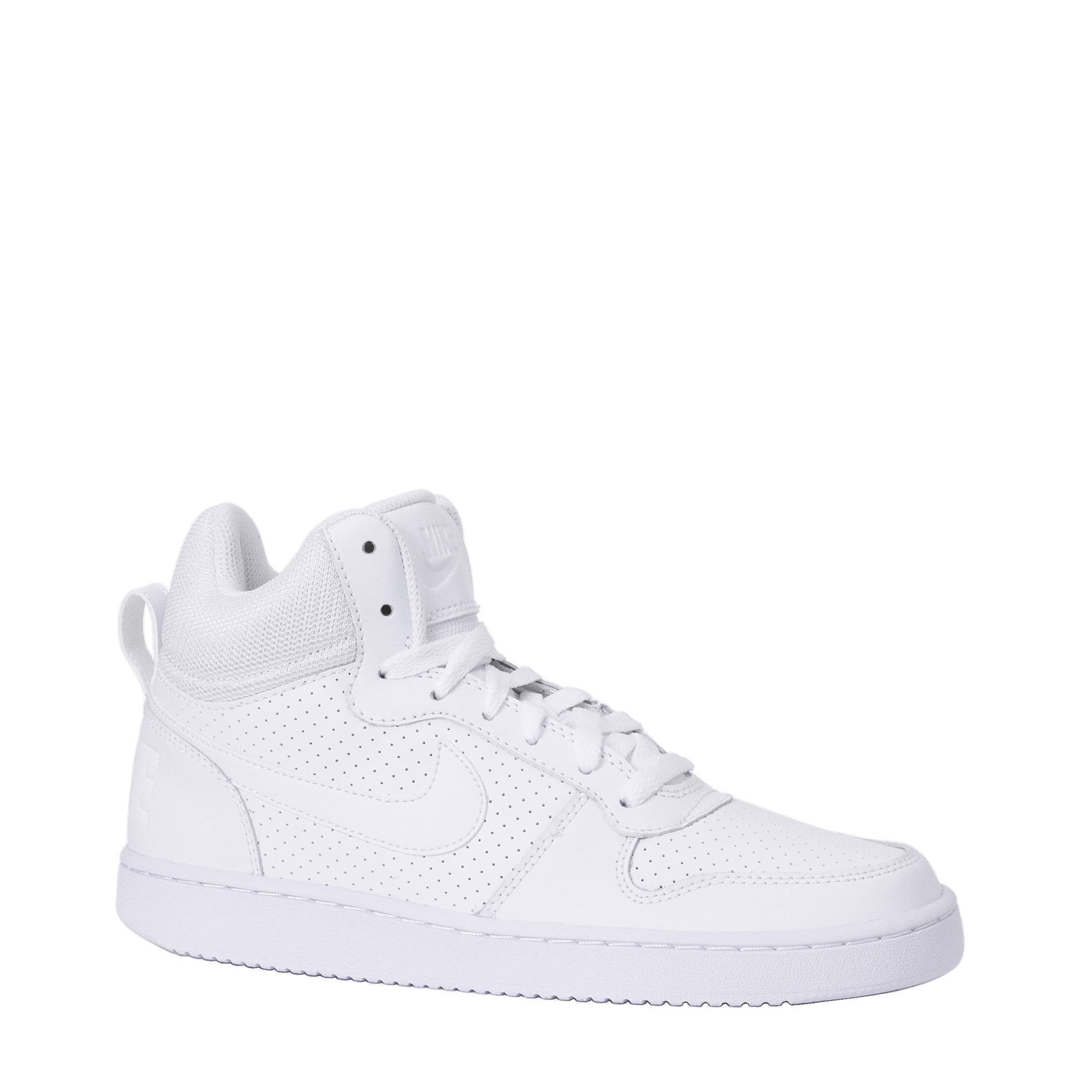 Nike Court Borough mid sneakers | wehkamp
