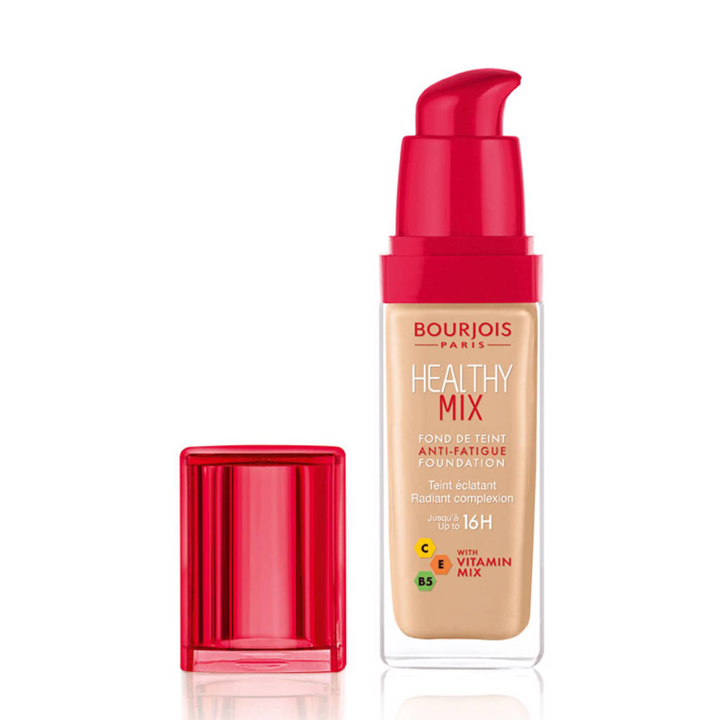 Bourjois Healthy Mix Foundation - 53 Light Beige, 053 Light Beige