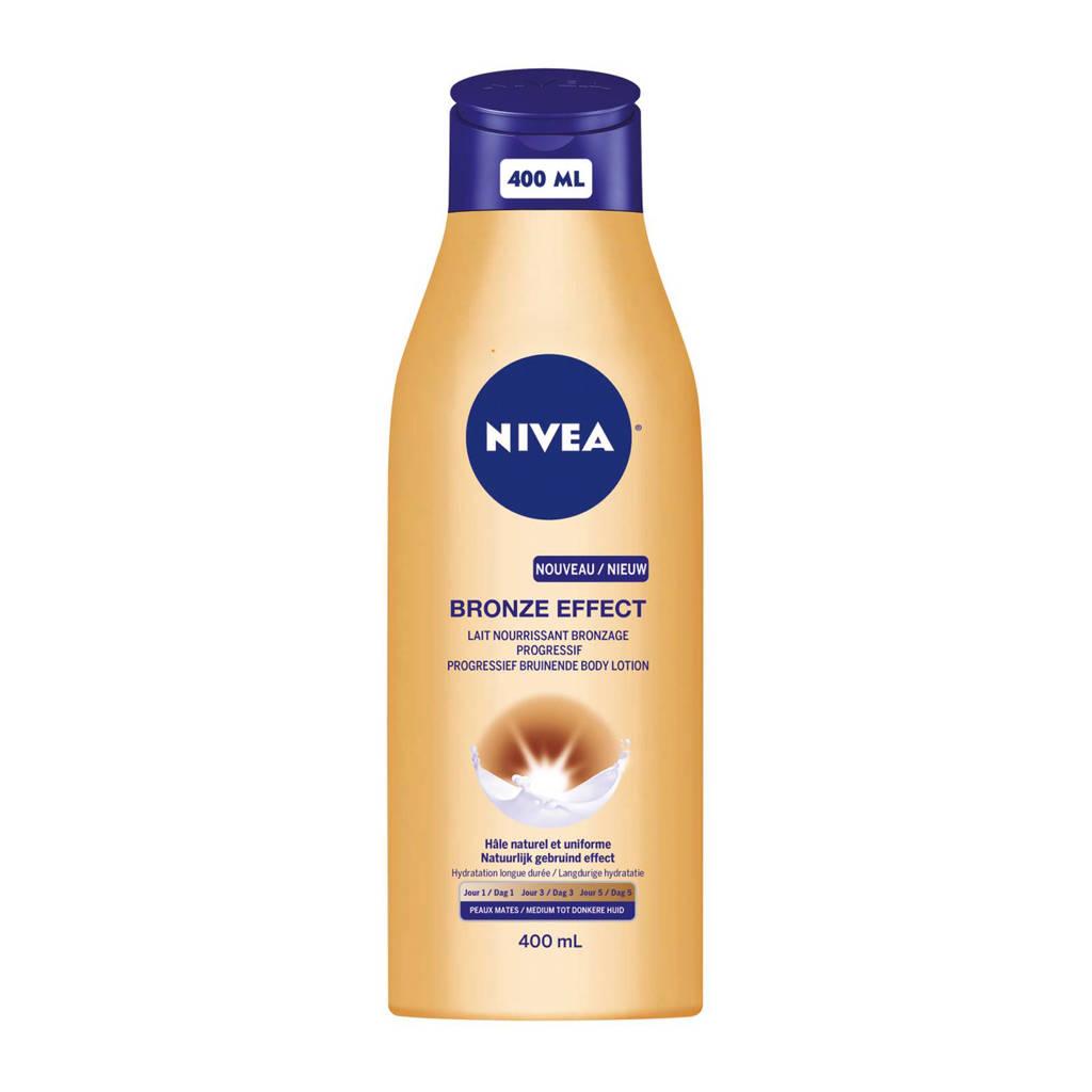 NIVEA Bronze Effect Dark bruinende body lotion - 400ml