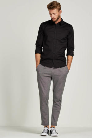 Alfredo slim fit overhemd