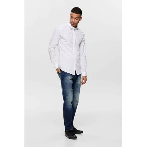 Only & Sons onsAlfredo Shirt White