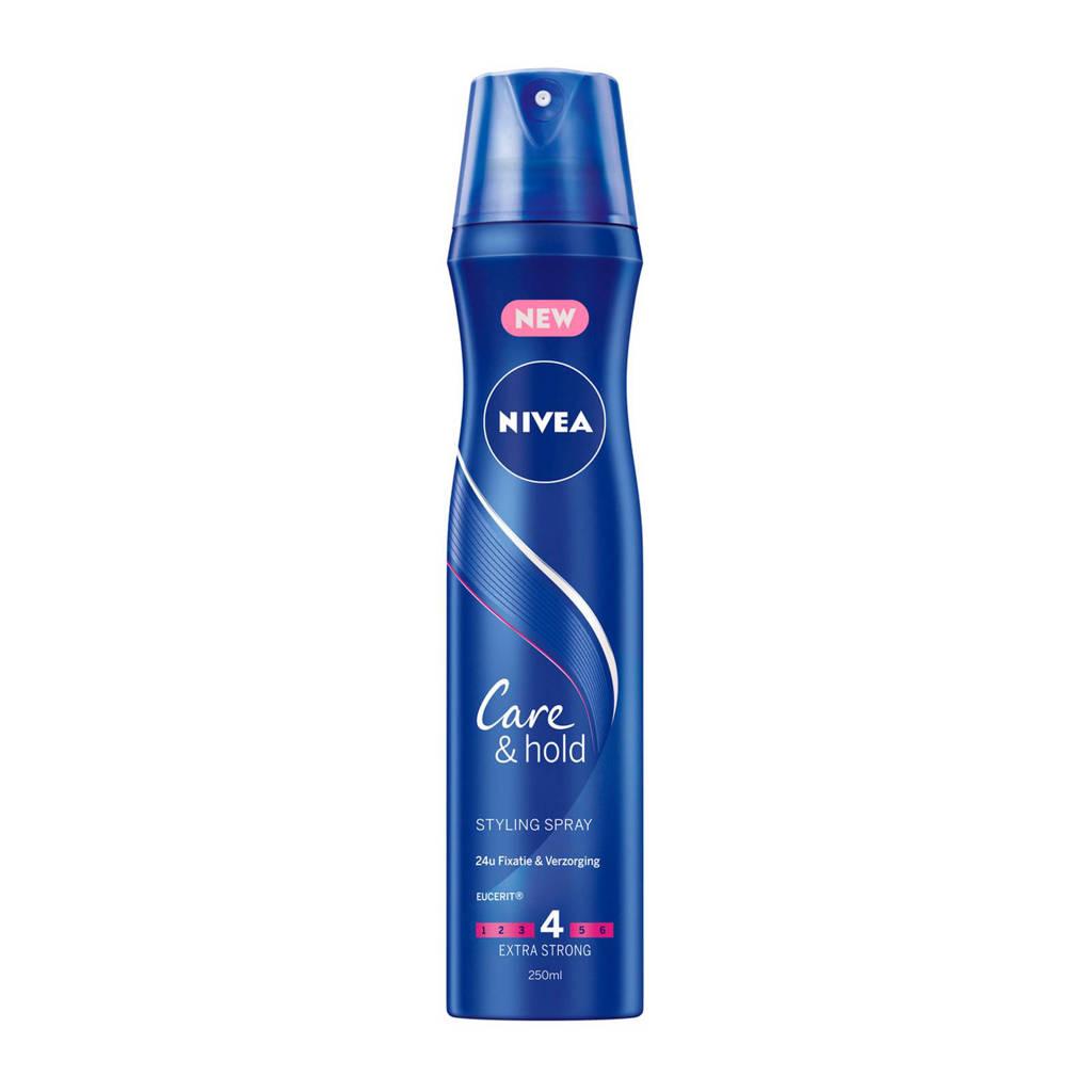 NIVEA Care & Hold Spray - 250 ml
