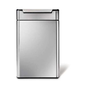 Rectangular Touch Bar 2x24 liter pedaalemmer