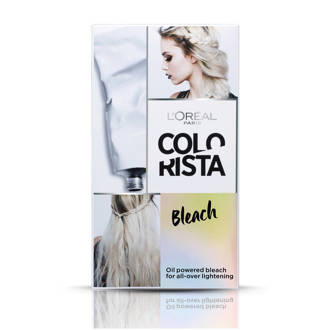 Coloration Colorista permanente haarkleuring - blond bleach