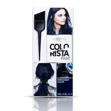 Coloration Colorista permanente haarkleuring - blue black
