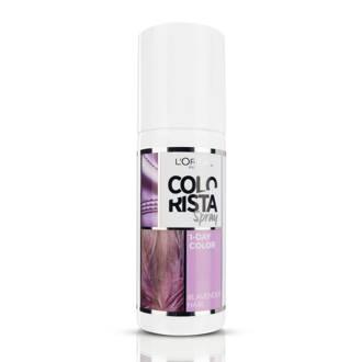 Coloration Colorista Spray1 dag haarkleuring - lavender
