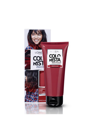 Colorista Washout 1-2 weken haarkleuring - rood