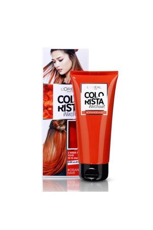 Colorista Washout 1-2 weken haarkleuring - oranje