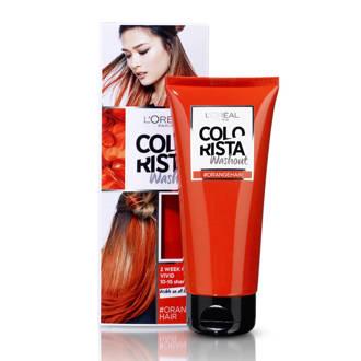 Coloration Colorista Washout 1-2 weken haarkleuring - oranje