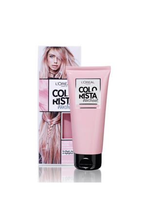 Colorista Washout 1-2 weken haarkleuring - pinkhair
