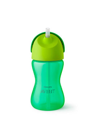 SCF798/01 rietjesbeker 300 ml groen