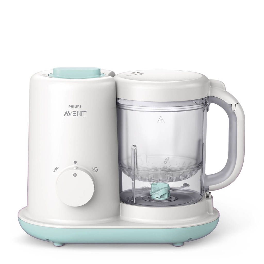 Philips AVENT SCF862/02 blender / stomer 220V, Wit