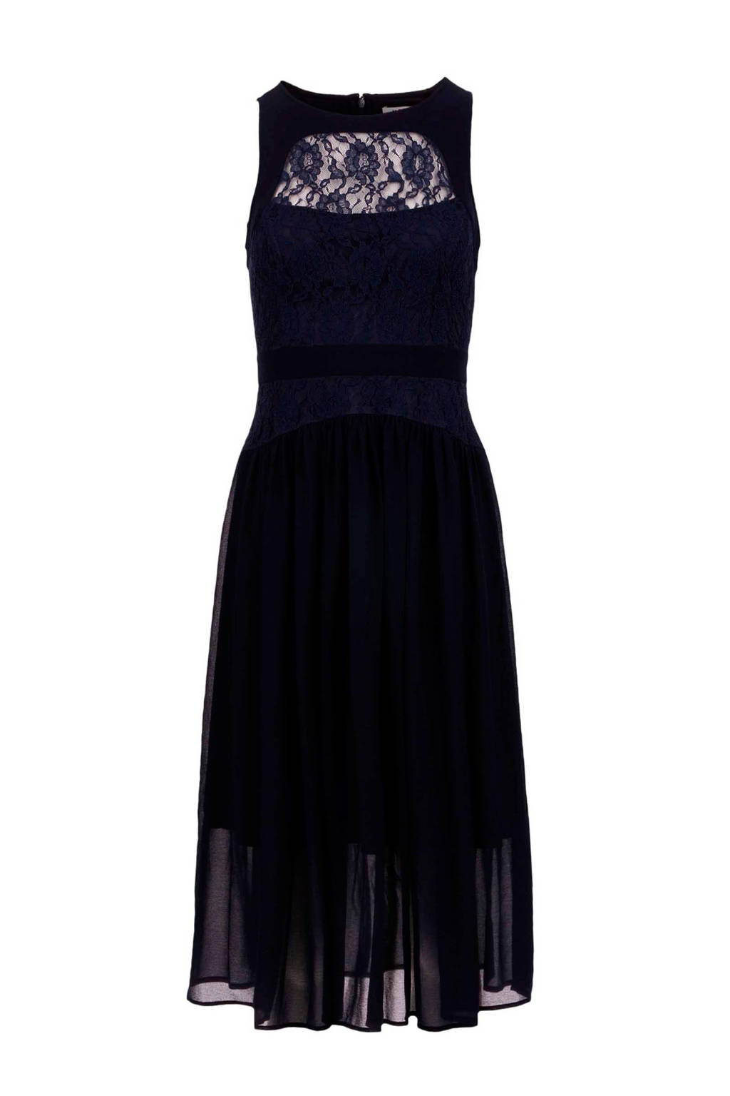 Morgan jurk, Donkerblauw