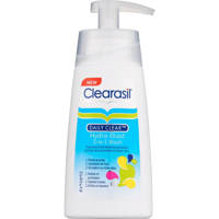 Clearasil Daily Clear 3-in-1 Wash reinigingslotion - 150 ml