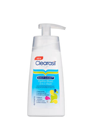 Clear 3-in-1 Wash reinigingslotion - 150 ml