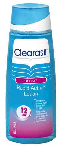 Clearasil Ultra Rapid Action ReinigingsLotion - 200 ml
