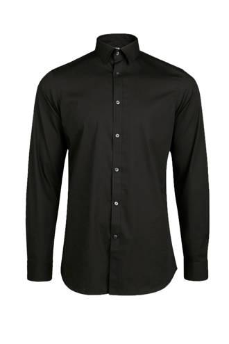 Linnen Overhemd Heren Lange Mouw.Overhemden Met Lange Mouwen Bij Wehkamp Gratis Bezorging Vanaf 20