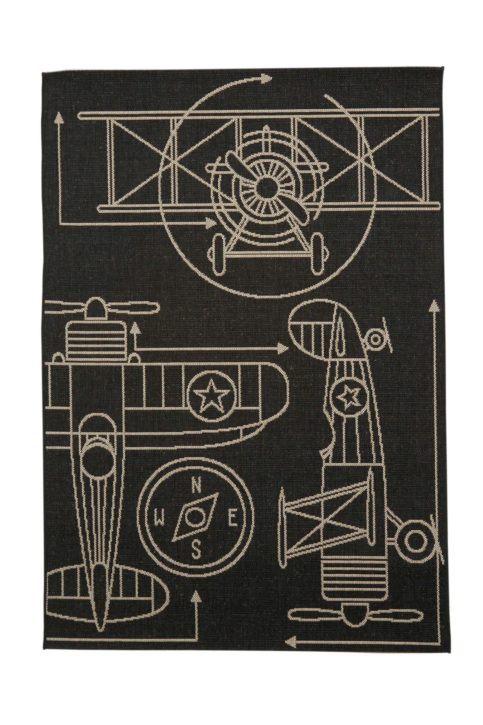 Blauw Perzisch Tapijt : Design modern tapijten dehands be