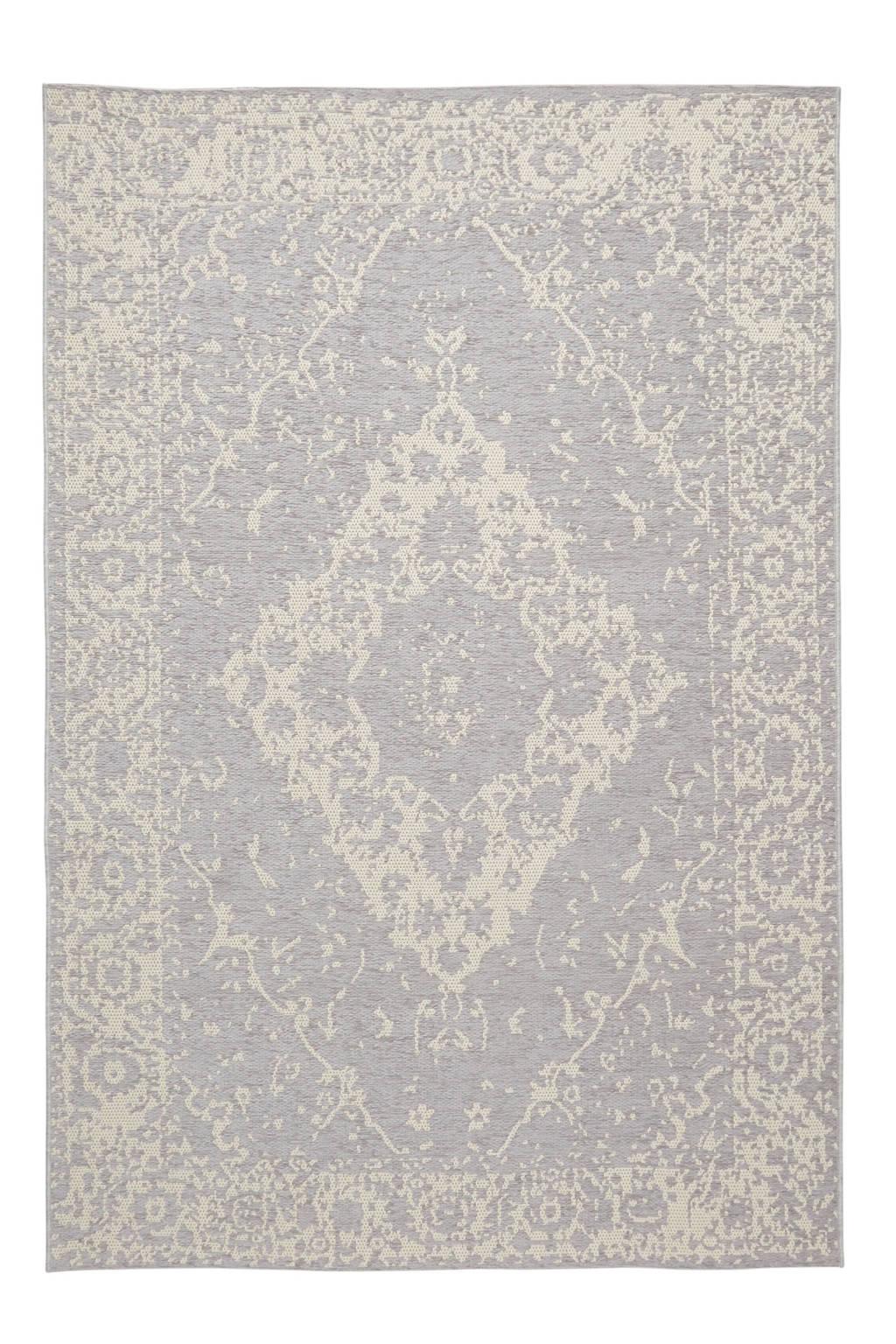 whkmp's own vloerkleed  (230x160 cm), Lichtgrijs