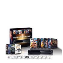 Sony SR370 DVD-speler met gratis 10 DVD-films