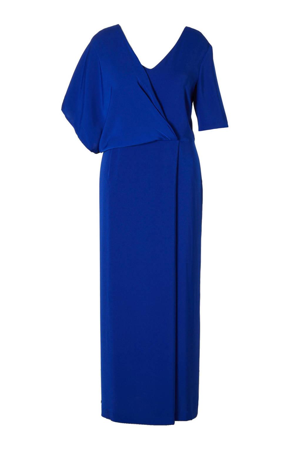 Violeta by Mango jurk, Koningsblauw