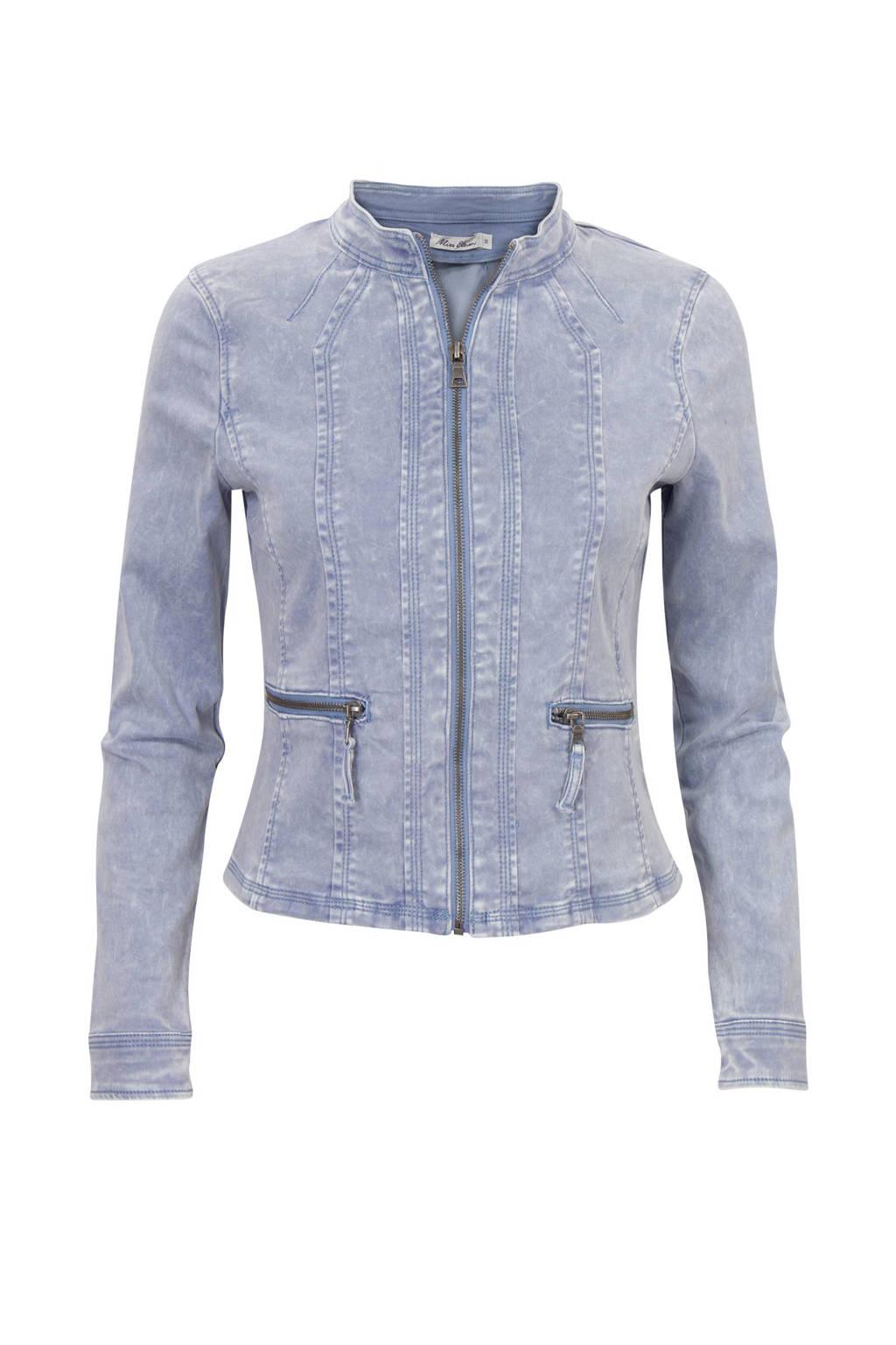 Miss Etam Regulier jasje, Blauw