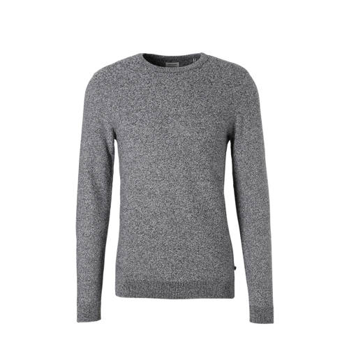 JACK & JONES ESSENTIALS trui grijs
