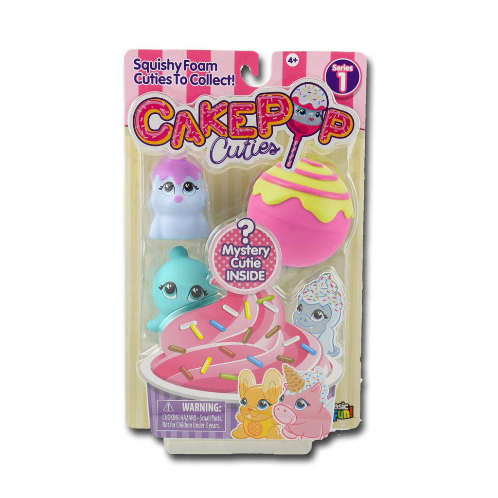 Tech4kids  Cakepop Cuties Sealpop en Poptopus