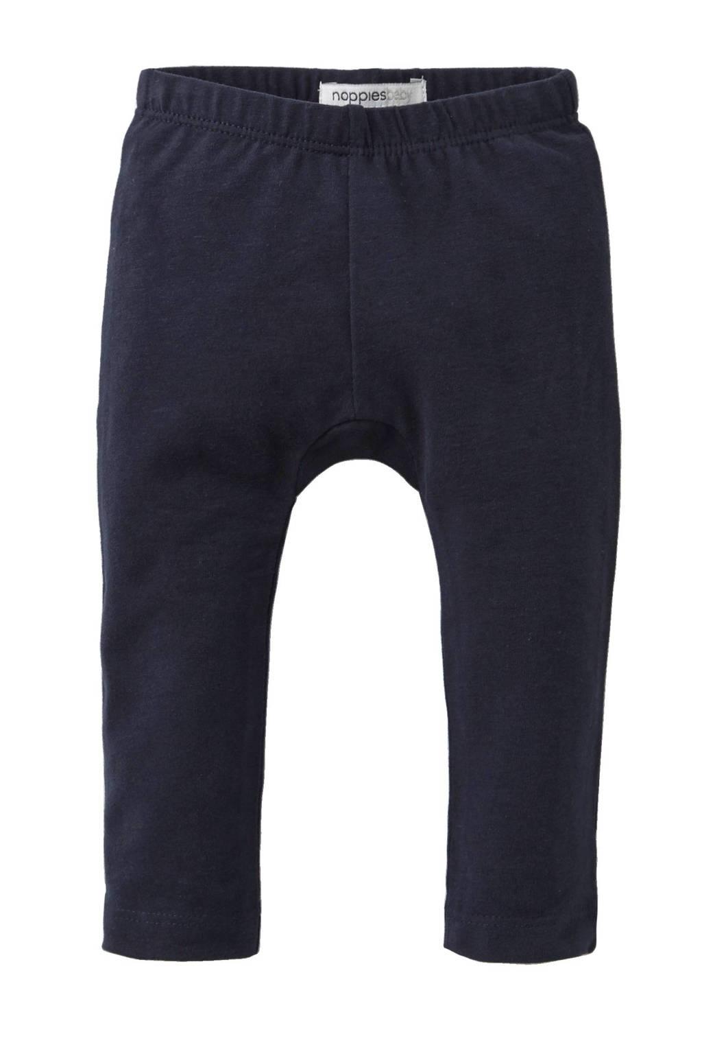 Noppies legging donkerblauw, Donkerblauw