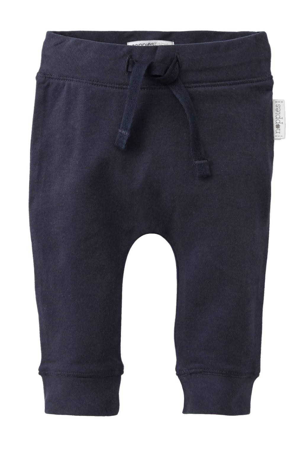 Noppies baby broek, Donkerblauw