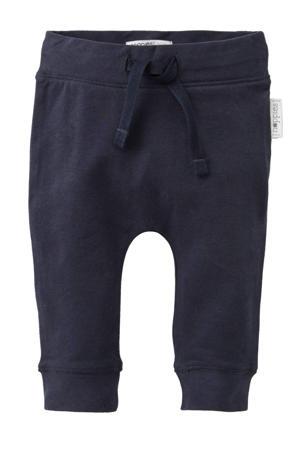 baby broek donkerblauw