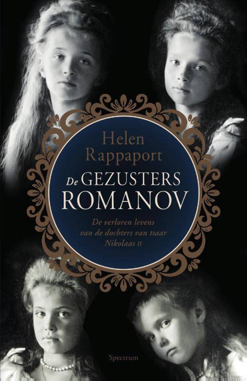 De gezusters Romanov - Helen Rappaport