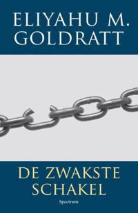 De zwakste schakel - Eliyahu M. Goldratt