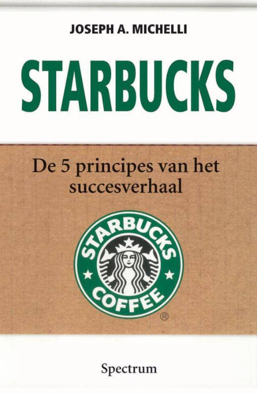 Starbucks - Joseph A. Michelli